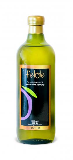 Cold Pressed 1 Lt Felole Extra Virgin Olive Oil